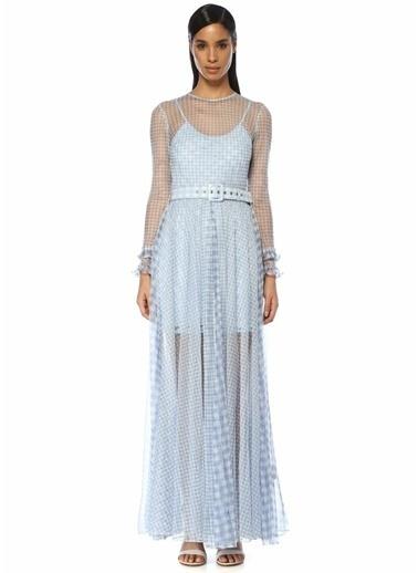 Beymen&Designer Elbise Mavi